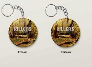 Chaveiro The Killers - TKCH0006 - comprar online