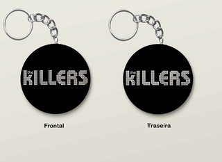 Chaveiro The Killers - TKCH0007 - comprar online