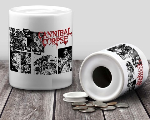 Cofre Cannibal Corpse- CFCN0001 - comprar online