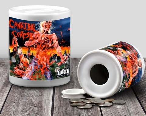 Cofre Cannibal Corpse- CFCN0005 - comprar online