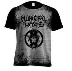 Camiseta Municipal Waste- Linha Digital - MW0002cdig na internet