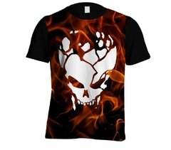 Camiseta Destruction - Linha Digital - DE0001cdig​ - ZN STORE