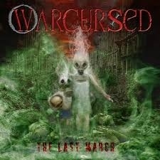 CD Warcursed - The Last March - WACD0001  - comprar online