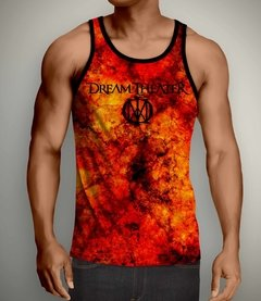 Regata Masculina Dream Theater - Linha Digital - DT0002REdig - comprar online