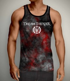 Regata Masculina Dream Theater - Linha Digital - DT0002REdig na internet
