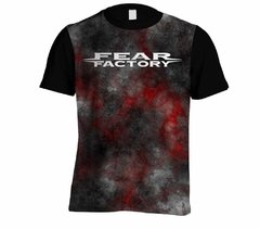 Camiseta Fear Factory - Linha Digital - FF0001cdig​ na internet