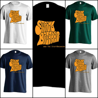 Camiseta StringBreaker and the StuffBreakers - ST00002 - comprar online