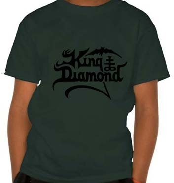 Camiseta Infantil King Diamond KI0002i  - ZN STORE