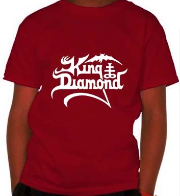 Camiseta Infantil King Diamond KI0001i  - ZN STORE