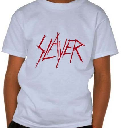 Camiseta Infantil Slayer - SL0003i  na internet