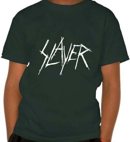 Camiseta Infantil Slayer SL0001i   na internet