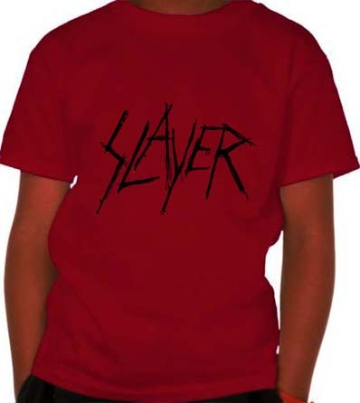Camiseta Infantil Slayer SL0002i na internet