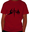 Camiseta Infantil Sodom SO0002i  - ZN STORE