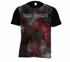 Camiseta Iron Maiden - Linha Digital - IM0004cdig​ na internet