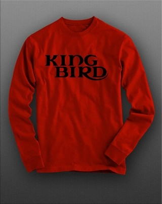 Camiseta manga longa King Bird - KBML0002 na internet