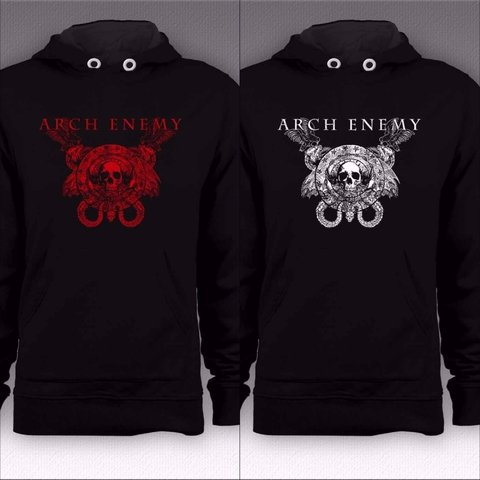 Moletom Canguru Arch Enemy - AEMO0002
