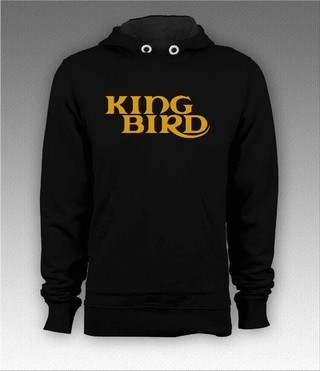 Moletom Canguru King Bird - KBMO0001  na internet
