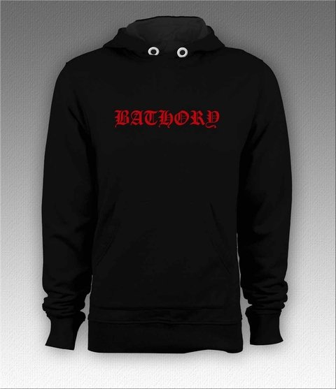 Moletom Canguru Bathory - BAMO0001 na internet