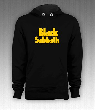 Moletom Canguru Black Sabbath - BSMO0006