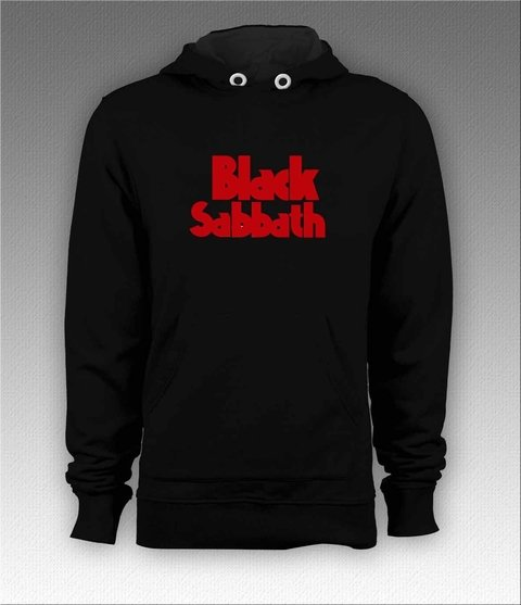 Moletom Canguru Black Sabbath - BSMO0002 - ZN STORE
