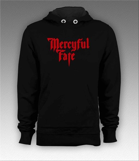 Moletom Canguru Mercyful Fate - MFMO0001 - ZN STORE