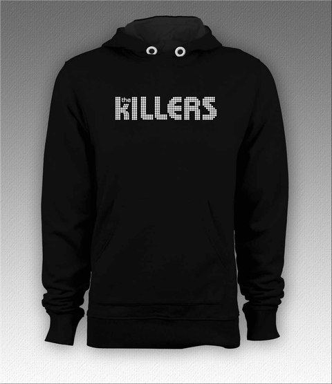 Moletom Canguru The Killers - TKMO0001 - comprar online