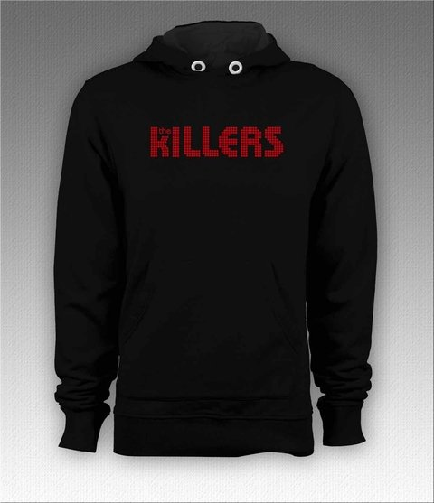 Moletom Canguru The Killers - TKMO0001 - ZN STORE
