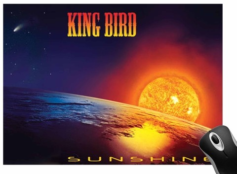 Mousepad King Bird - KBMP002 - comprar online