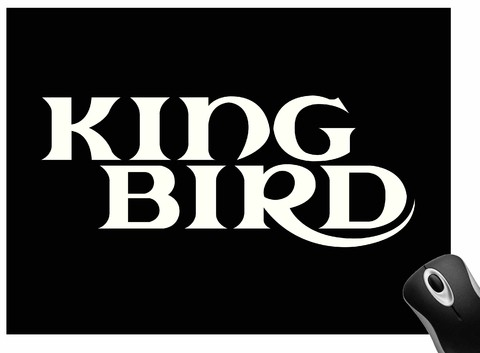 Mousepad King Bird - KBMP003 - comprar online
