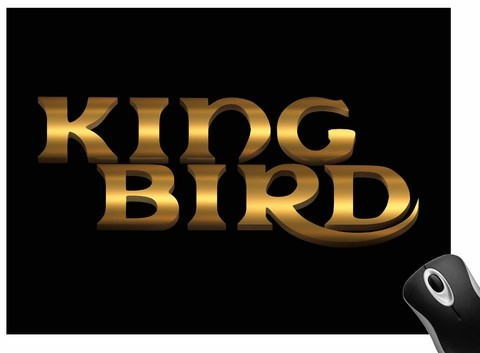 Mousepad King Bird - KBMP004 - comprar online