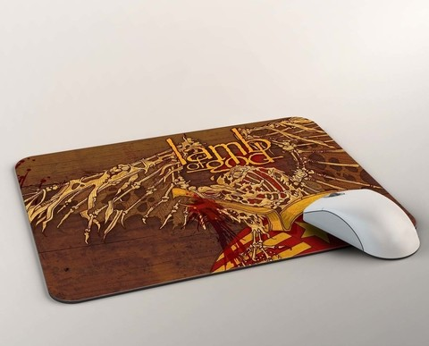 Mousepad Lamb Of God -LAMP0001 - comprar online