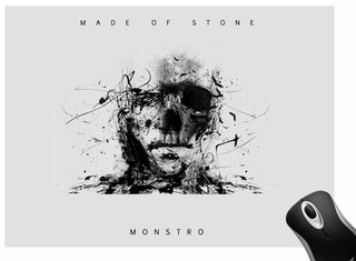 Mousepad Made Of Stone - MSMP001 - comprar online