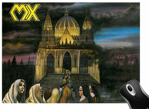 Mousepad MX - MXMP013