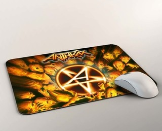Mousepad Anthrax -ANMP0004 - comprar online