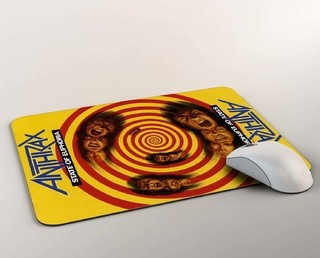 Mousepad Anthrax -ANMP0005 - comprar online