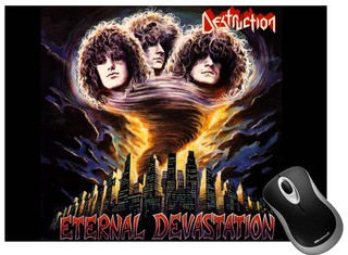 Mousepad Destruction DSMP0001 - comprar online