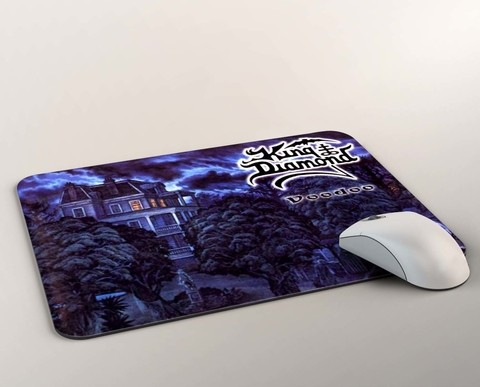Mousepad King Diamond -KDP0004