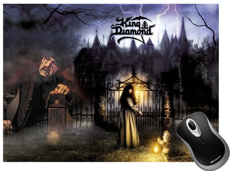 Mousepad King Diamond KIMP0003 - comprar online
