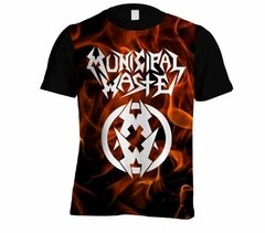 Camiseta Municipal Waste - Linha Digital - MW0003cdig​ - ZN STORE