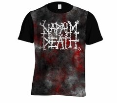 Camiseta Napalm Death - Linha Digital - ND0001cdig​ na internet