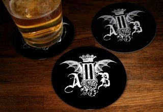 Kit - Bolacha de Chopp Alter Bridge- ABBC0003 - comprar online