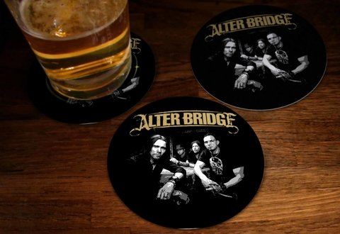 Kit - Bolacha de Chopp Alter Bridge- ABBC0004 - comprar online