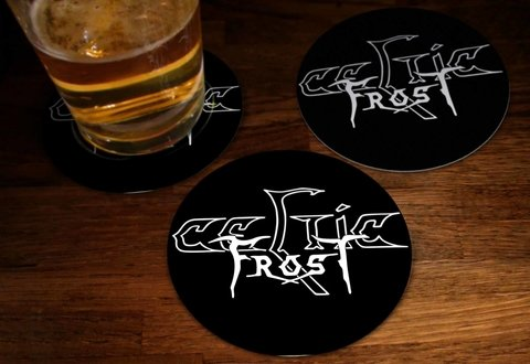 Kit - Bolacha de Chopp Celtic Frost -CTBC0001