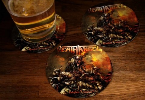 Kit - Bolacha de Chopp Death Angel - DABC0003 - comprar online