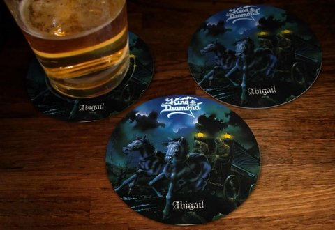 Kit - Bolacha de Chopp King Diamond - KIBC0002 - comprar online