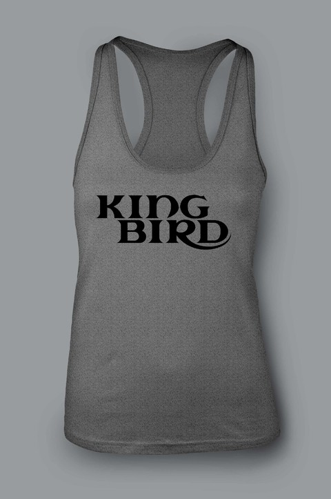 Imagem do Regata Feminina King Bird - KB00001rf