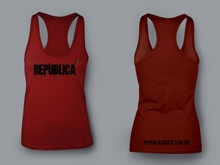 Regata Feminina Republica - RE00005rf - comprar online
