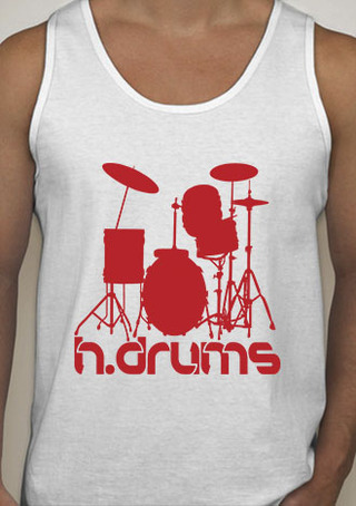Regata H.Drums - HD00003r - comprar online