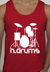 Regata H.Drums - HD00001r - ZN STORE