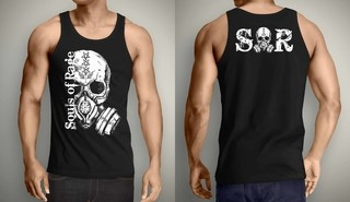 Regata Masculina Souls Of Rage - SF0002r na internet